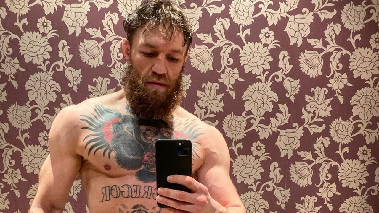 Conor McGregor is coming for Cowboy.