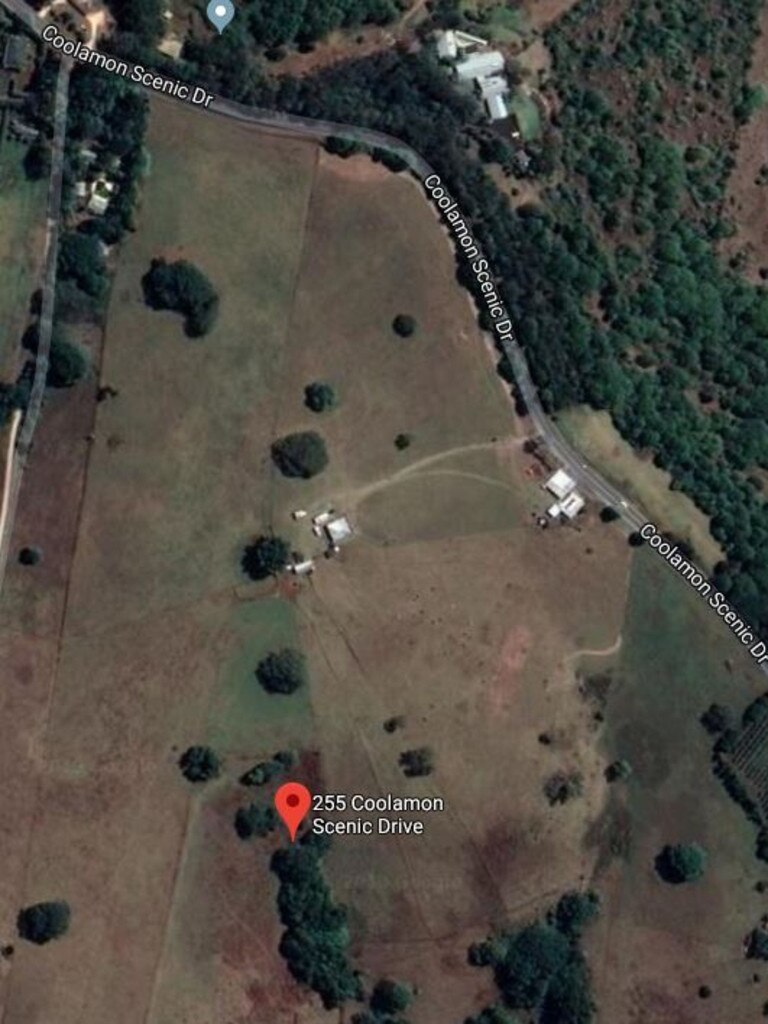 Music producer Tom Misner has lodged a DA to built two dwellings at his 255 Coolamon Scenic Drive, Coorabell property.