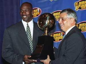 Jordan pays tribute after NBA legend's death
