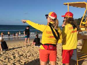 Busy on beaches for local life savers