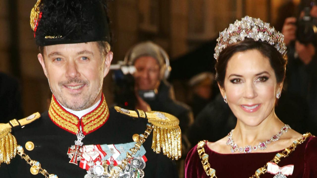 Their fairytale romance began almost 20 years ago, but royal couple Crown Princess Mary and her husband Prince Frederik are more in love than ever.