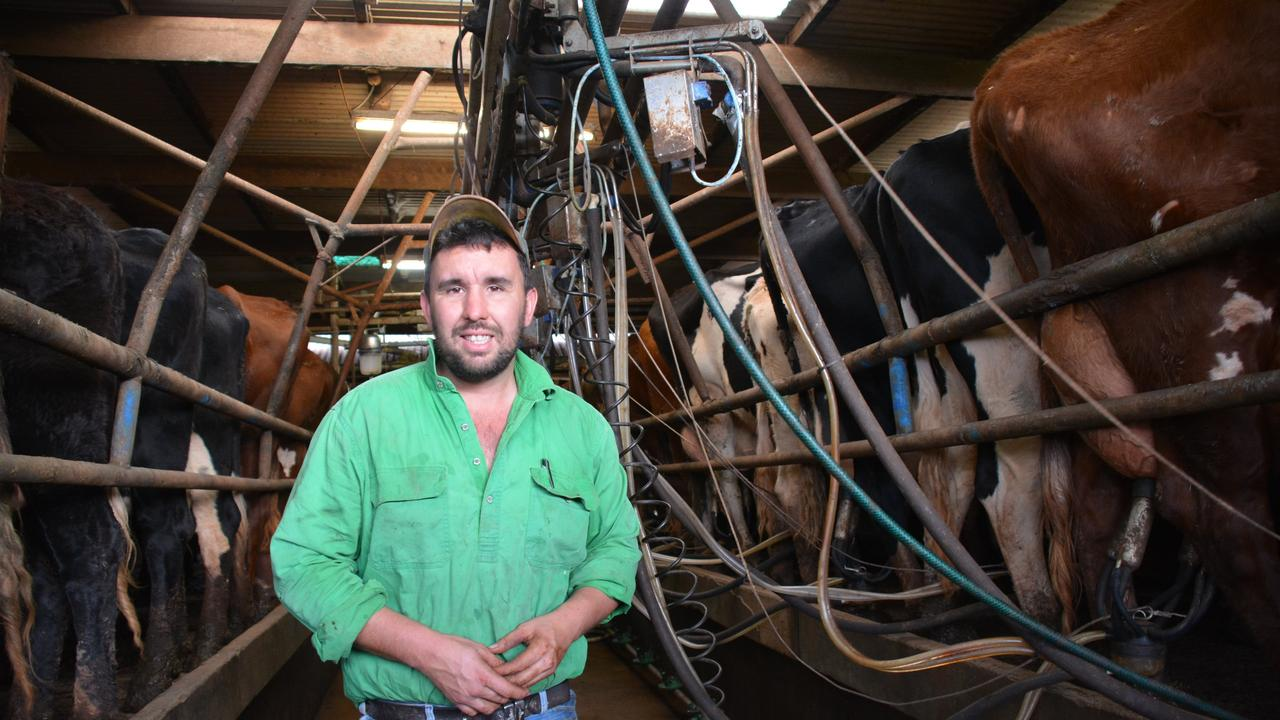 DAIRY CODE: Advocacy group Dairy Connect said dairy farmers such as Damien Tessman will benefit from the new mandatory code of conduct which went into effect January 1.