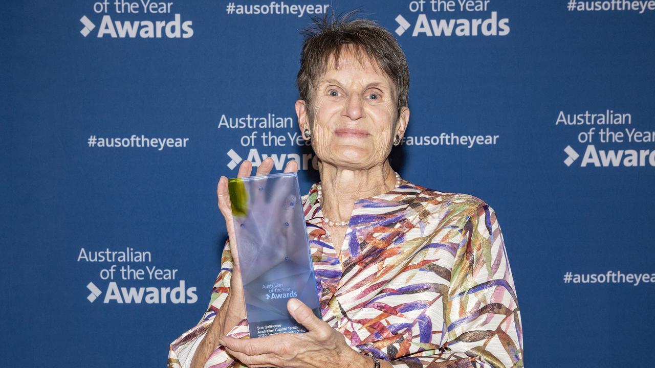 ACT Sue Salthouse