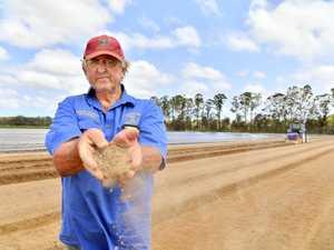 Battle for water: Farmer prays for rain in driest season yet
