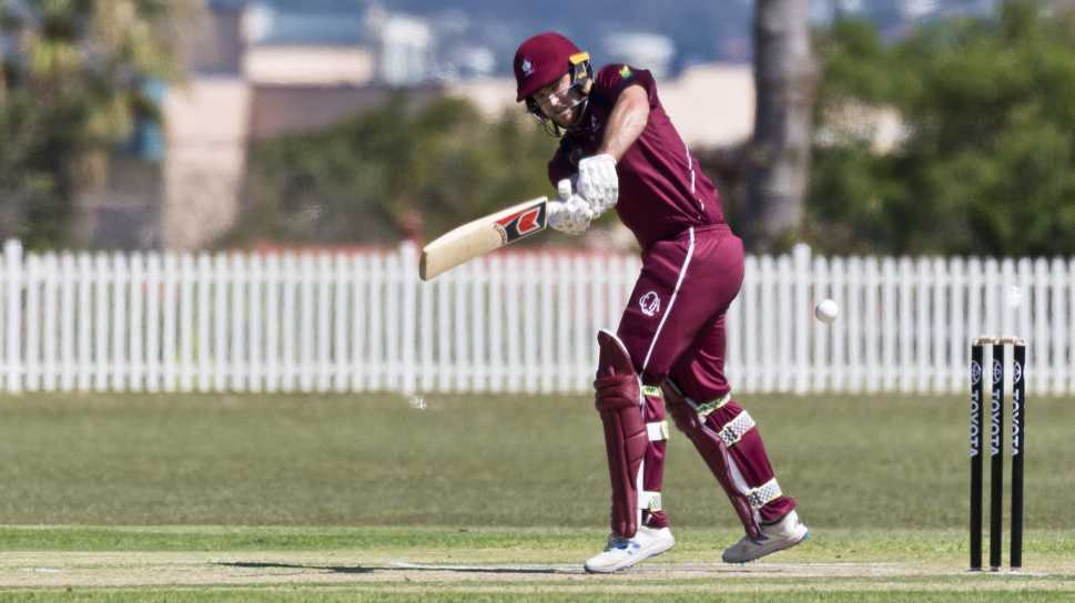 Toowoomba's Chris Gillam scored 77 in Queensland's opening round win against the ACT in the Australian Country Cricket Championships.