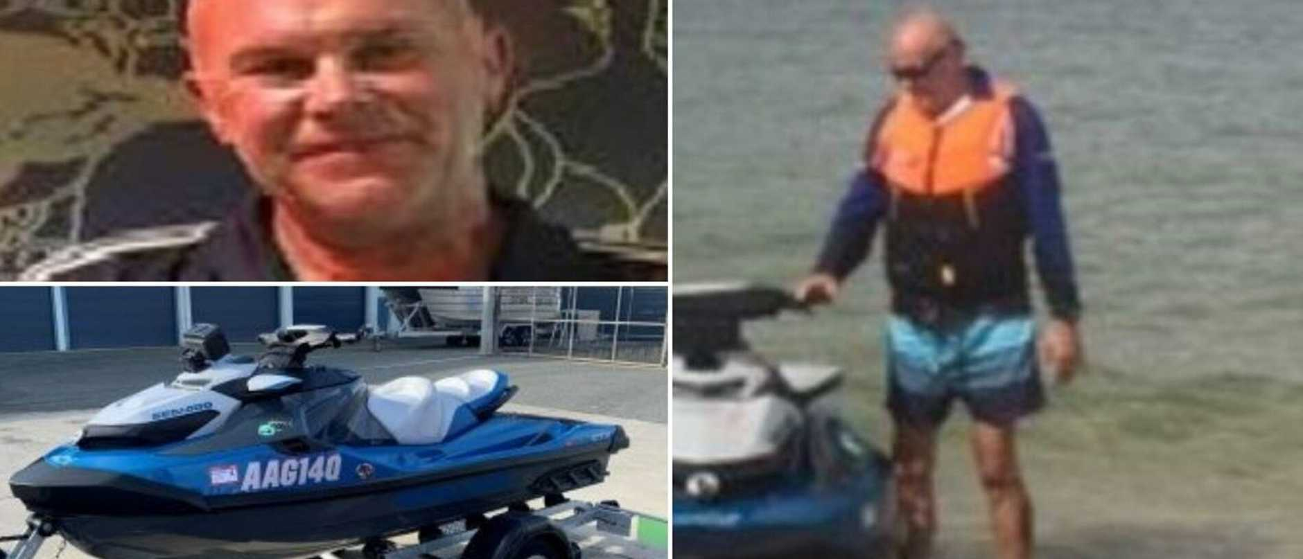 Experienced jet skiers plan to embark on an informal mission to find Anthony Schilperoort who has been missing since last Sunday.