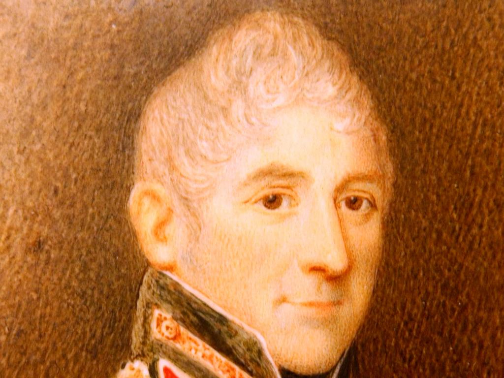 Lachlan Macquarie is credited with shaping Australia's destiny.  But was he a reformer or a tyrant?  Grantlee Kieza looks at the man behind the myth.