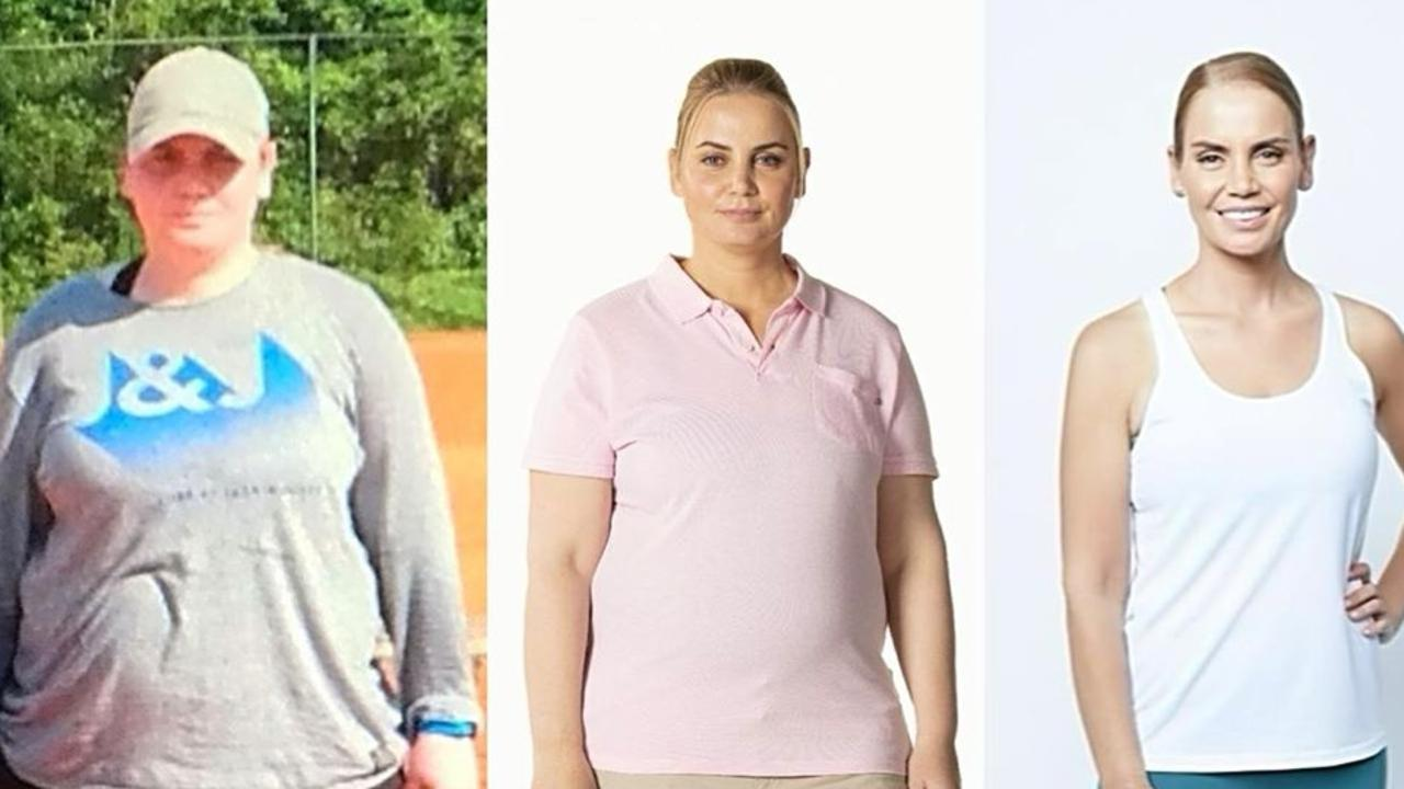 The former world No. 4 Jelena Dokic has taken to Instagram to debut her slimmed-down physique and to say she how hopes her journey may inspire others.