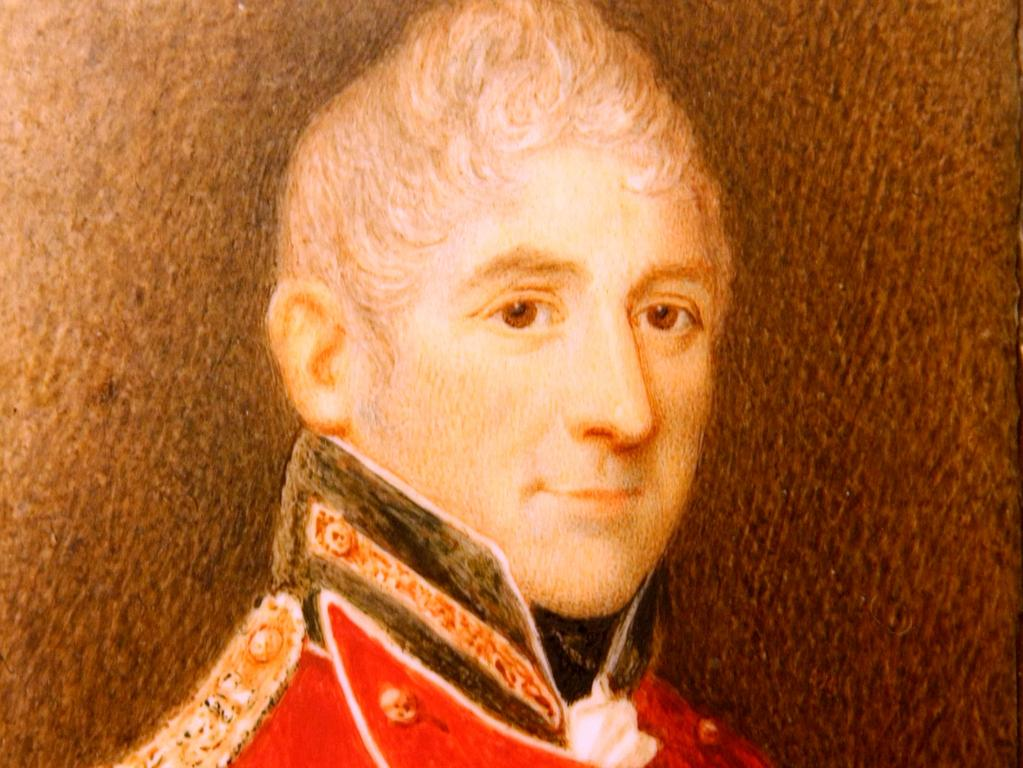 Lachlan Macquarie is often remembered as the man who shaped the nation.