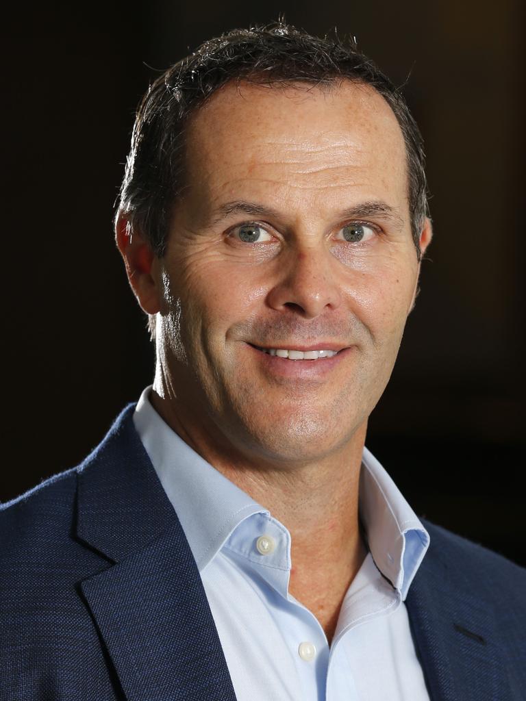 Real estate coach Michael Sheargold. Picture: Jerad Williams