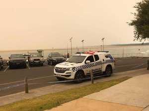 Girl dies in freak fishing accident at pier