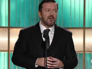Only award show insult Gervais regrets