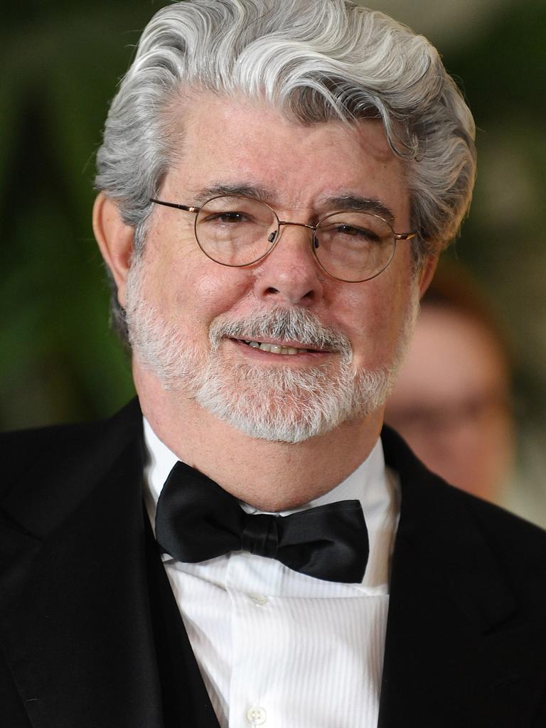 Or George Lucas. Picture: Jason LaVeris/FilmMagic