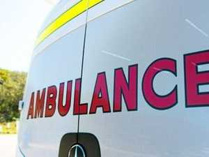 Boy taken to hospital after being struck by a car