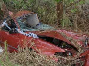 Shocking Gympie crash on notorious road