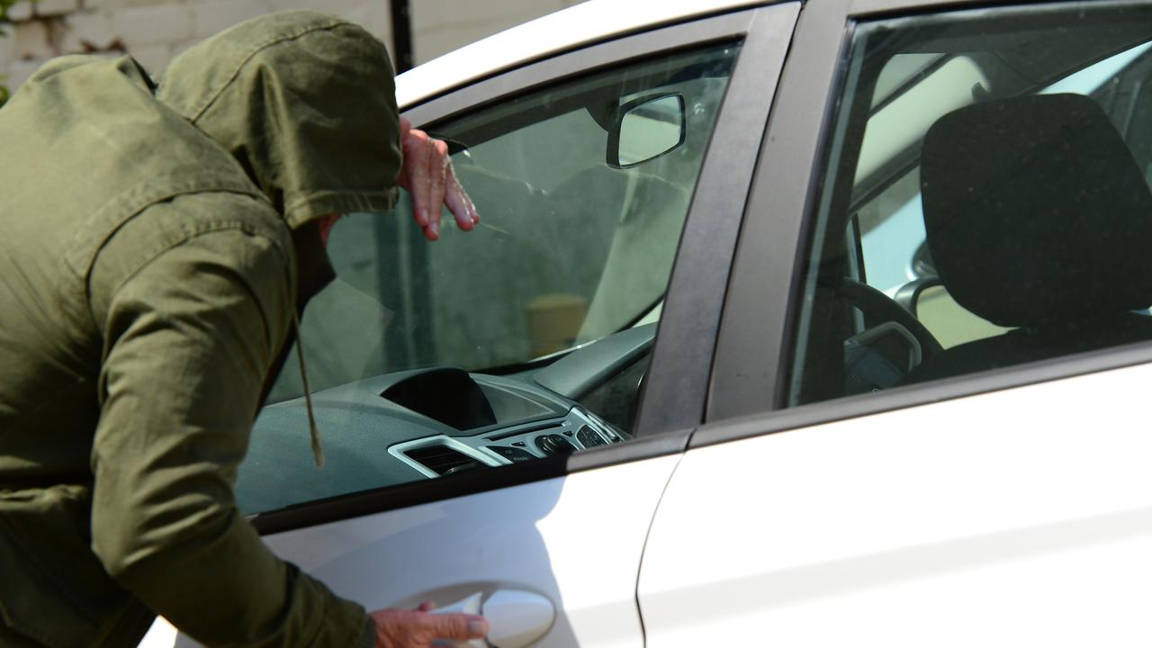 ANOTHER ONE: A spate of attempted car and motorbike thefts in the region over the Christmas New Year period has prompted local police to issue a warning.