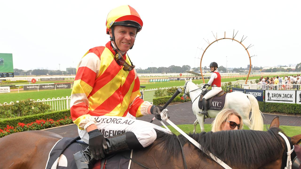Kerrin McEvoy will be aboard Guise again in the TAB Handicap. Picture: AAP