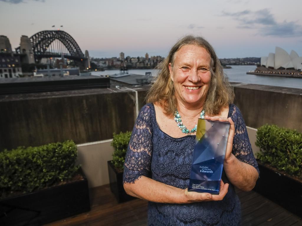 NSW Sue Lennox
