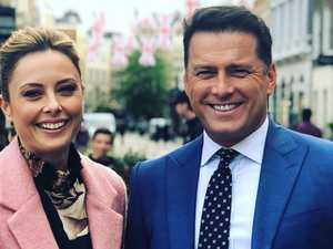 Karl Stefanovic returns to Today earlier than expected