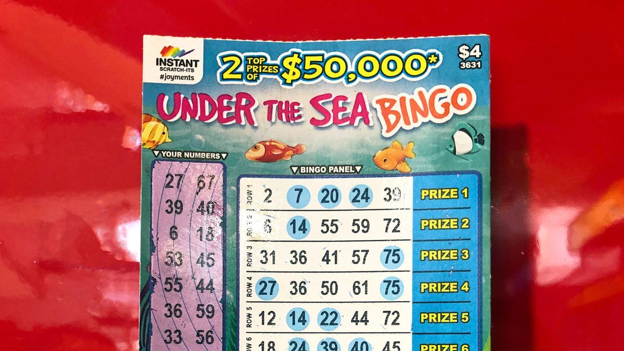 A Fernvale woman has scored $50,000 on a winning scratchie.