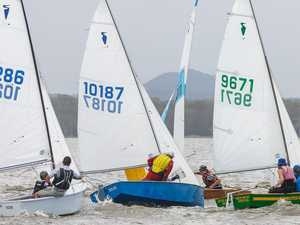 Reigning champions in fine form at national heron championships