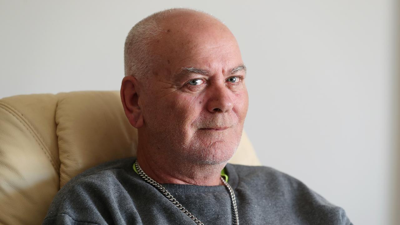 Joel Compton, previously known as Joseph Bebbington. Picture: Liam Kidston