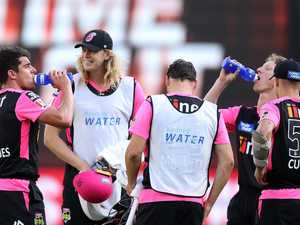Corruption cops allow microphone in Big Bash team huddles