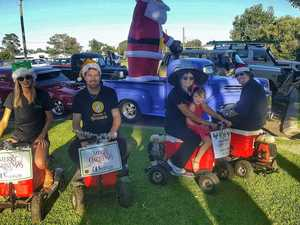 Western Downs thieves take off with pub's motorised Eskys