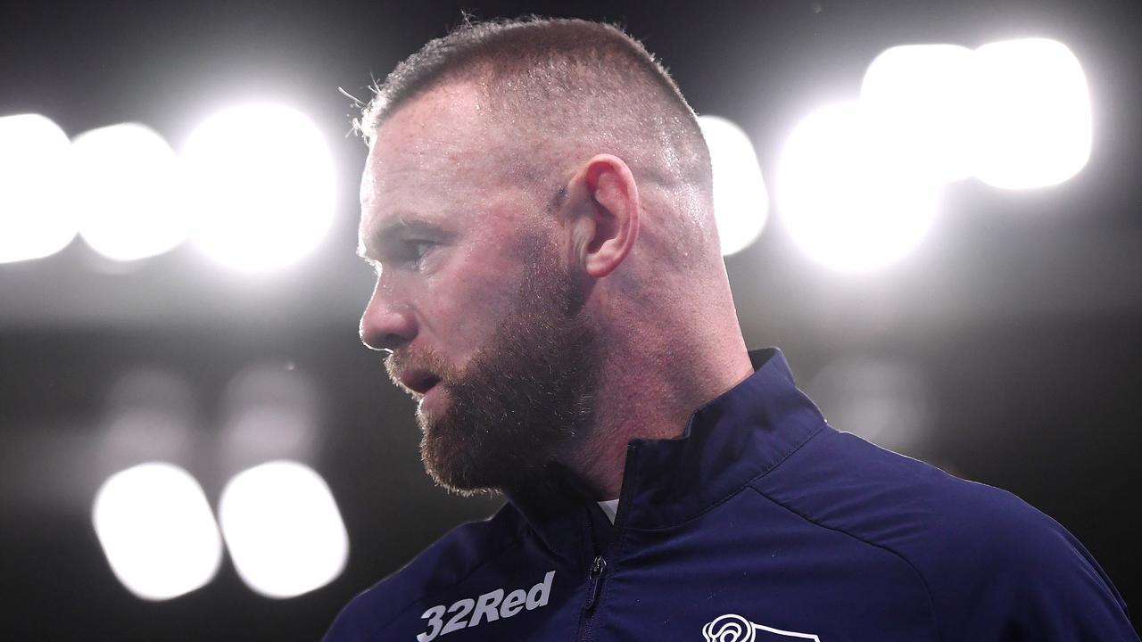 Wayne Rooney says he is no longer gambling.