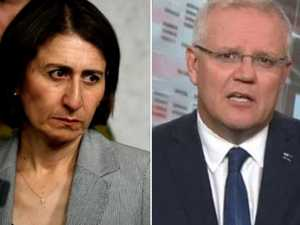 State of tension: ScoMo's navy call
