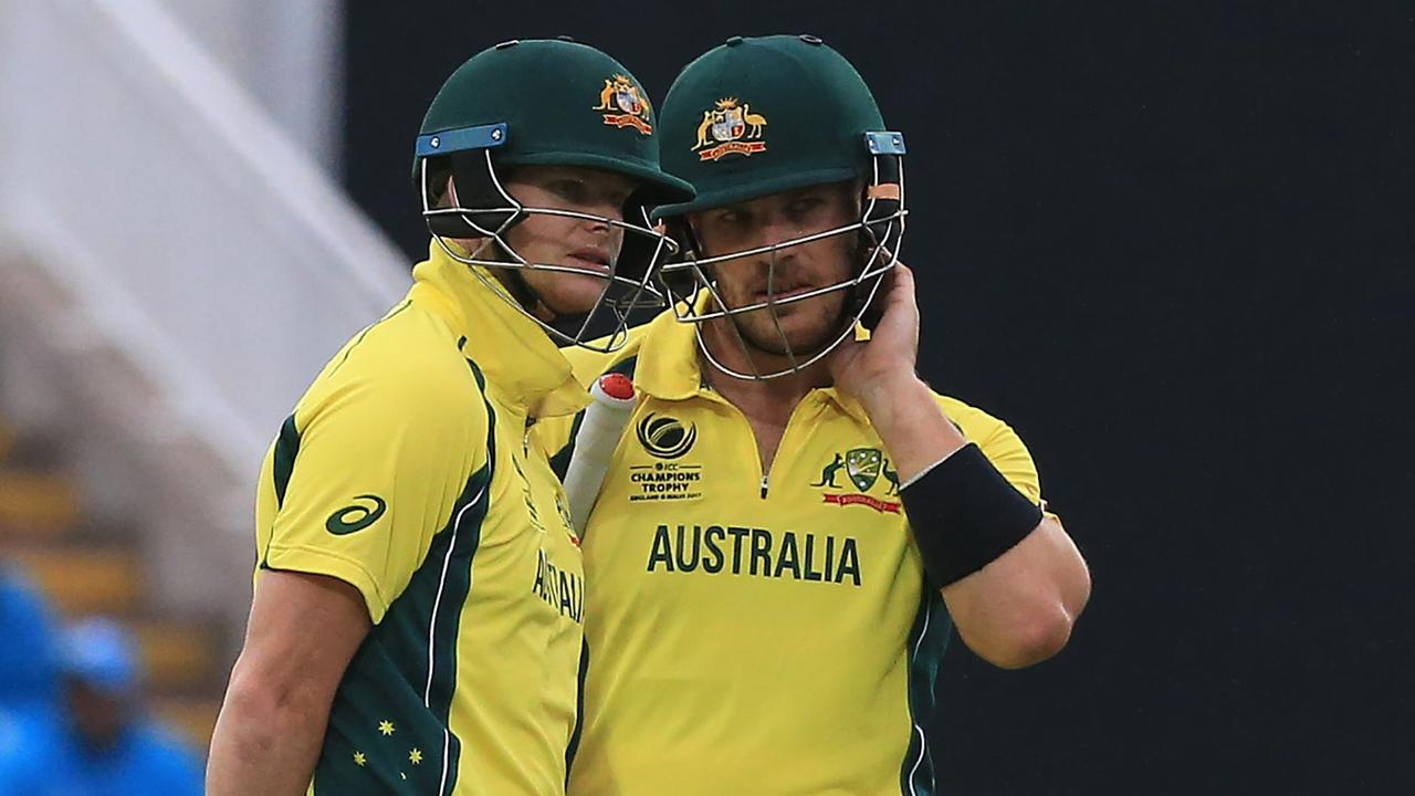 Steve Smith does not look like replacing Aaron Finch as ODI or T20 skipper any time soon.