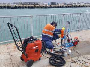 Further assessment works to be carried out on Bowen Wharf