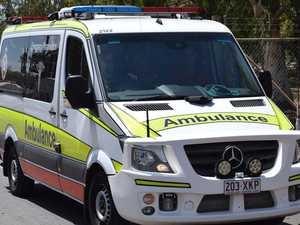 Paramedics respond to Bowen accident