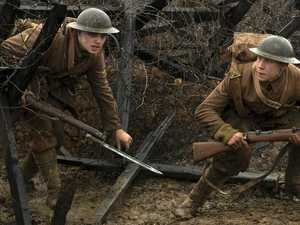MOVIE REVIEW: War epic puts audience in the line of fire