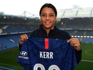 'I can't wait': Sam Kerr relishing Chelsea debut