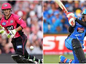 SIXERS WIN: Philippe guides side home with masterful knock