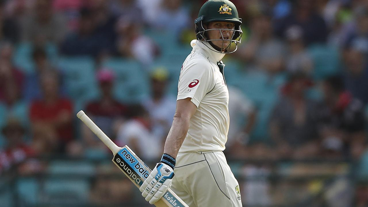 New Zealand has put the clamps on superstar Steve Smith. Pic: Getty Images