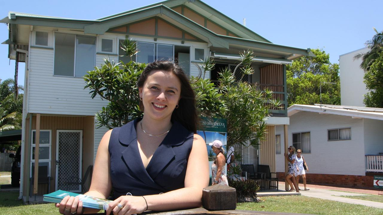 Lauren Chen of Tom Offermann Real Estate at 307 Gympie Terrace, Noosaville.