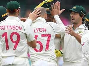 Wounded Lyon roars to end SCG curse