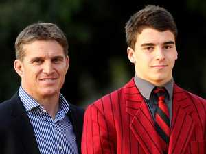 Son of Wallabies legend Tim Horan to trial for Sunwolves