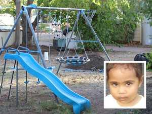Heartbreaking reason for police backyard dig