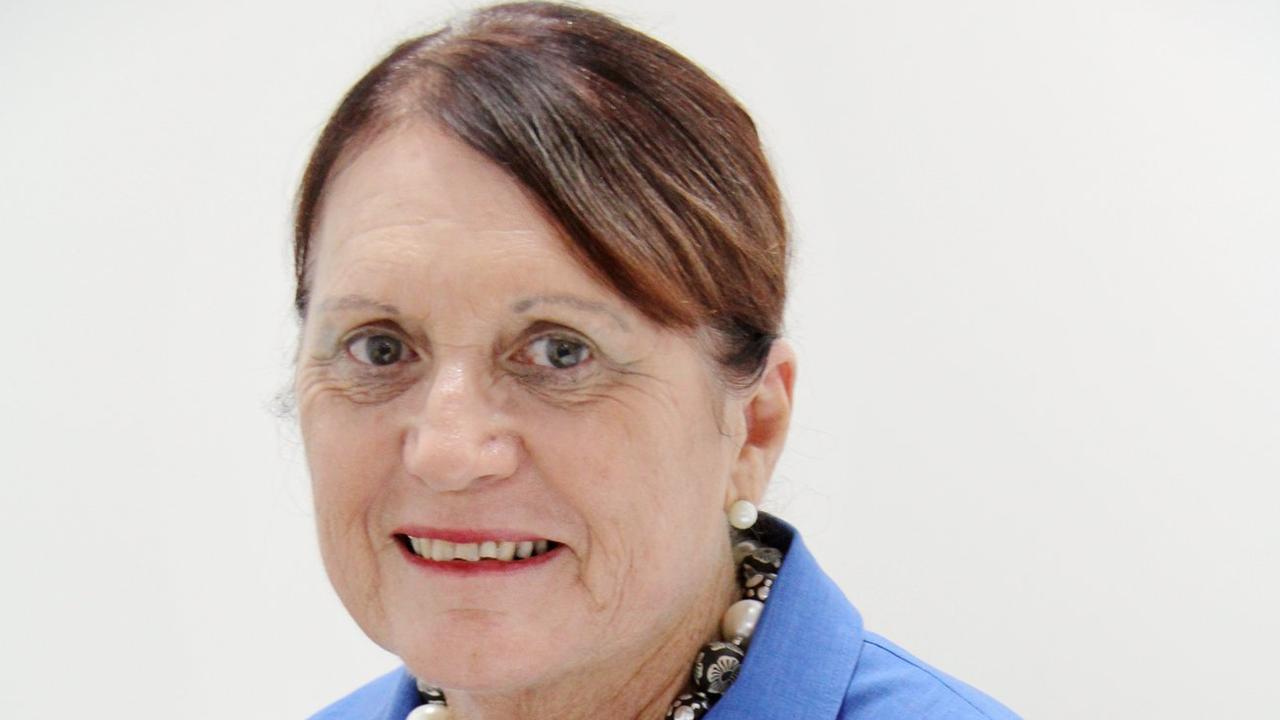 Rockhampton Regional Councillor Ellen Smith.