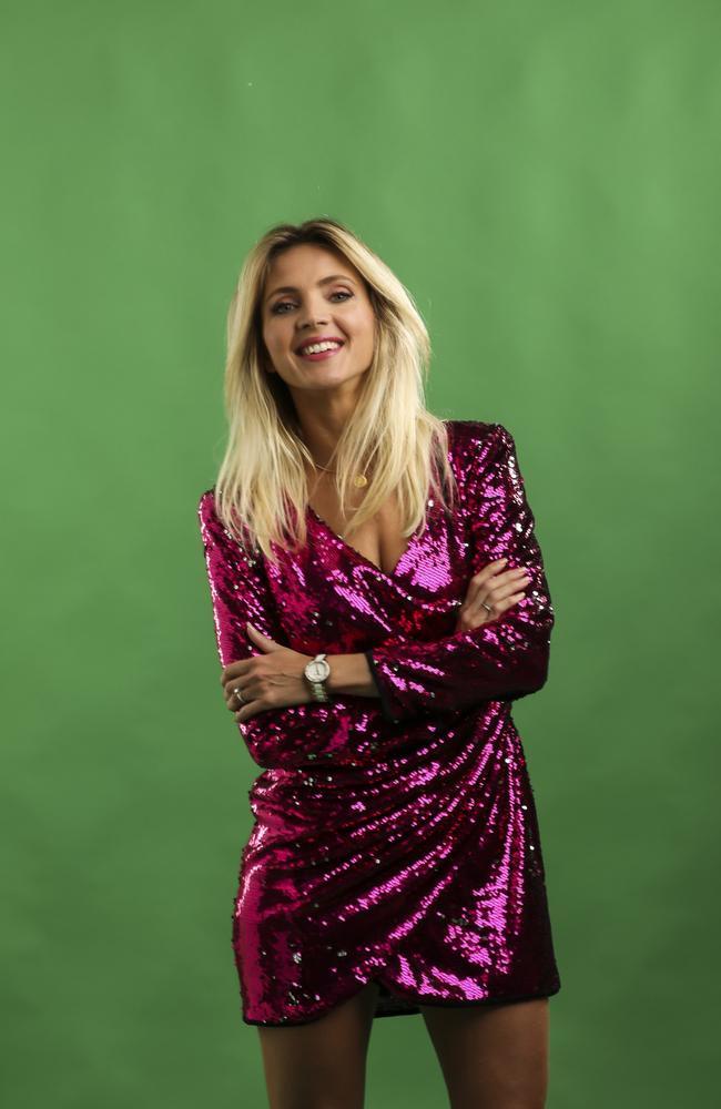Comedian Nikki Osborne.