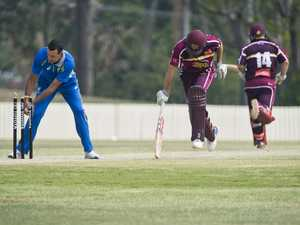 Masters take on Country XI