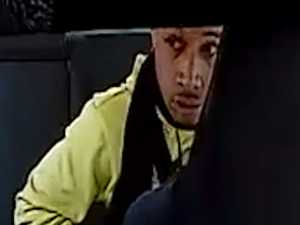 Caught on camera: Moment man pulls knife on taxi driver