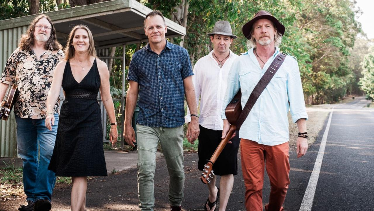 MUSIC: The Barleyshakes will play in Eumundi on January 11.