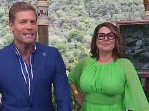 Final two celebs arrive in the jungle