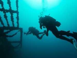 PHOTOS: Tobruk wreck weaves its magic on visitors