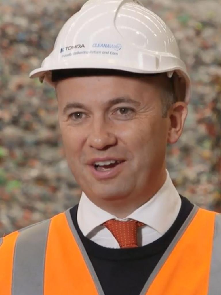 NSW Energy and Environment minister Matt Kean. Picture: Supplied