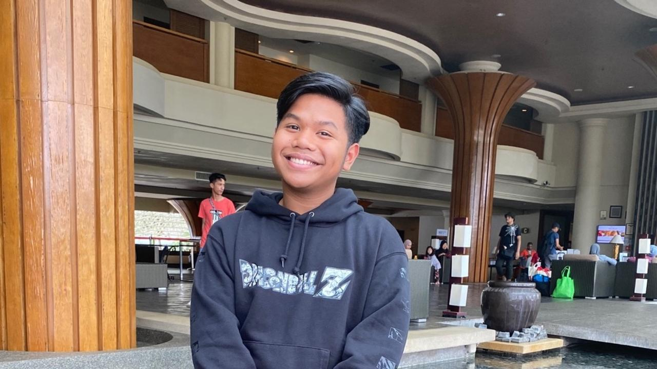 Mohammad Farhan Fudhail, 16, had been skateboarding down a steep hill at Jezzine Barracks in North Ward on December 28 when he lost control and crashed into a bollard. The teenager couldn't be revived and died at the scene. Farhan, from Kuantan, Malaysia, had been in Townsville to visit his mother Natasha Sazali.